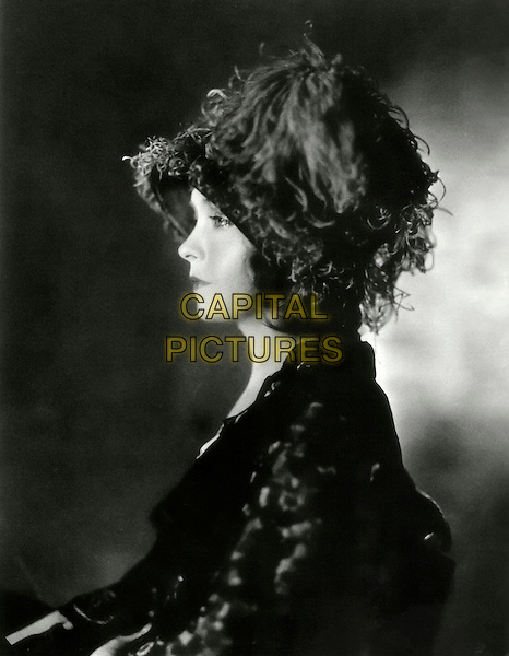 Lillian Gish.in La Boheme.*Filmstill - Editorial Use Only*.CAP/PLF.Supplied by Capital Pictures.