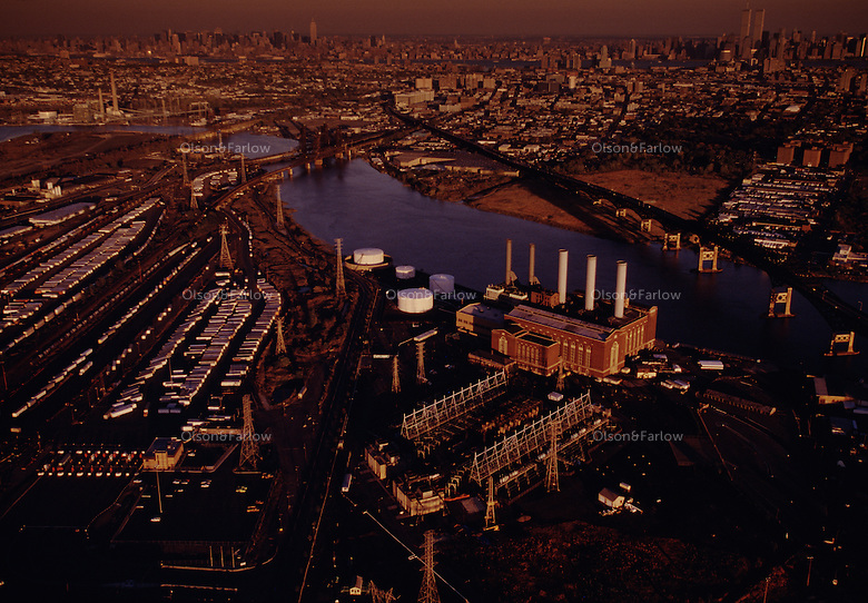 Rail yards, power plants, highways and toxic-waste sites along the Hackensack River seem to confirm the stereotype of New Jersey as a wasteland.