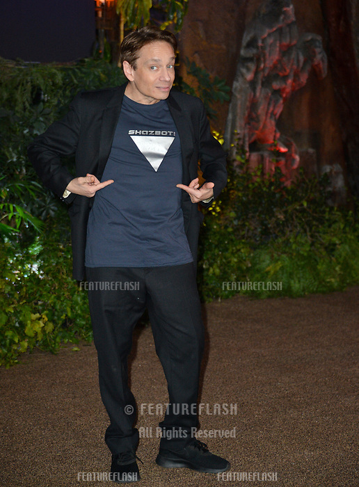 """Chris Kattan at the Los Angeles premiere of """"Jumanji: Welcome To the Jungle"""" at the TCL Chinese Theatre, Hollywood, USA 11 Dec. 2017<br /> Picture: Paul Smith/Featureflash/SilverHub 0208 004 5359 sales@silverhubmedia.com"""