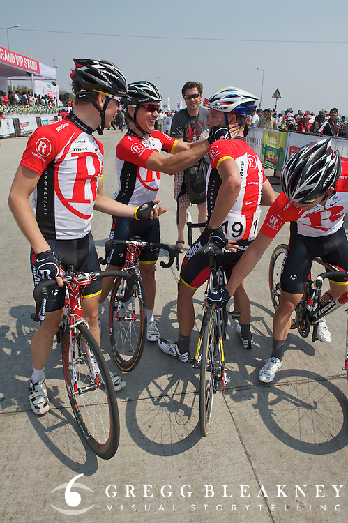Tour of Mumbai 2011