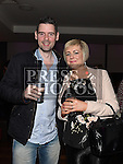 Sean and Niamh Mullen at Gareth Thornton and Eithne McConnell's engagement party in Brú. Photo:Colin Bell/pressphotos.ie