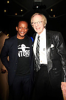 LOS ANGELES - JAN 28: Eric Kabera, Ken Kragen at the 30th Anniversary of 'We Are The World' at The GRAMMY Museum on January 28, 2015 in Los Angeles, California