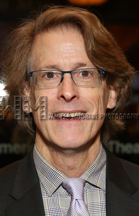 """Dick Scanlan Attends the Broadway Opening Night of """"All My Sons"""" at The American Airlines Theatre on April 22, 2019  in New York City."""