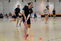 Floorball – CSW Finals at ASB Sports Centre, Wellington, New Zealand on Thursday 4 April 2019. <br /> Photo by Masanori Udagawa. <br /> www.photowellington.photoshelter.com