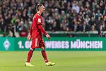 01.12.2018, Weserstadion, Bremen, GER, 1.FBL, Werder Bremen vs FC Bayern Muenchen<br /> <br /> DFL REGULATIONS PROHIBIT ANY USE OF PHOTOGRAPHS AS IMAGE SEQUENCES AND/OR QUASI-VIDEO.<br /> <br /> im Bild / picture shows<br /> Spielerwechsel FC Bayern Muenchen, Auswechslung Franck Ribery (FC Bayern Muenchen #07), <br /> <br /> Foto &copy; nordphoto / Ewert