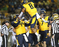 Cal Football vs UCLA, November 26, 2016