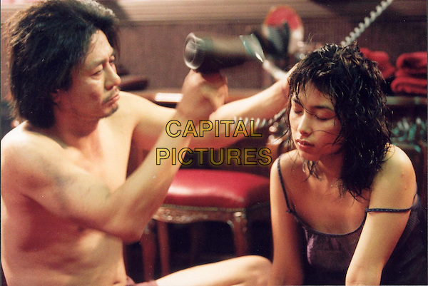 Min-sik Choi<br /> in Oldboy (2003) <br /> (Old Boy)<br /> (Oldeuboi)<br /> *Filmstill - Editorial Use Only*<br /> CAP/NFS<br /> Image supplied by Capital Pictures