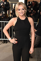 Katie McGlynn<br /> arriving for the TRIC Awards 2016 at the Grosvenor House Hotel, Park Lane, London<br /> <br /> <br /> &copy;Ash Knotek  D3095 08/03/2016