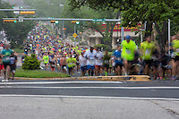 The annual Cap10K race is Austin's Rite of Spring.