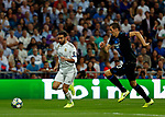 Real Madrid CF's Dani Carvajal during UEFA Champions League match, groups between Real Madrid and Club Brugge at Santiago Bernabeu Stadium in Madrid, Spain. October 01, 2019.(ALTERPHOTOS/Manu R.B.)