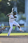 18 August 2012: Vermont Lake Monsters outfielder Kelvin Rojas at bat against the Brooklyn Cyclones at Centennial Field in Burlington, Vermont. The Lake Monsters defeated the Cyclones 4-1 in NY Penn League action. Mandatory Credit: Ed Wolfstein Photo