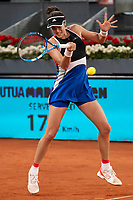 Spanish Garbine Muguruza during Mutua Madrid Open 2018 at Caja Magica in Madrid, Spain. May 08, 2018. (ALTERPHOTOS/Borja B.Hojas) /NortePhoto.com