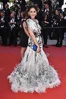 CANNES, FRANCE - MAY 12: Araya Hargate at 'Girls Of The Sun (Les Filles Du Soleil)' screening during the 71st annual Cannes Film Festival at Palais des Festivals on May 12, 2018 in Cannes, France.<br /> CAP/PL<br /> &copy;Phil Loftus/Capital Pictures