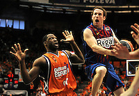Valencia Basket vs Barsa Regal / PlayOff