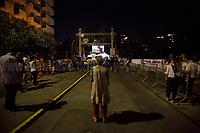 """Palermo (Sicily - Italy), 19/07/2017. """"Basta depistaggi e omertà di Stato!"""" (""""Stop disinformation & omertá by the State!"""") ...<br /> <br /> Links:<br /> <br /> Agende Rosse: http://19luglio1992.com & http://bit.ly/2he8hCj<br /> SIAP Sindacato Appartenenti Polizia: http://bit.ly/2wcb6Xn<br /> Casa di Paolo: http://bit.ly/2v9kL3R<br /> ANTIMAFIADuemila: http://bit.ly/2tUrz5T<br /> L'Orablù (""""L'Agenda Ritrovata""""): http://bit.ly/2uajYLp<br /> Rete Universitaria Mediterranea: http://bit.ly/2tOOaMS<br /> ContraRiamente: http://bit.ly/2heDLYU<br /> Letizia Battaglia - Italian photographer & photojournalist (http://bit.ly/2tLZH3P & http://bit.ly/2uL5Bkl<br /> Judge Paolo Borsellino on Wikipedia: http://bit.ly/2aahngx<br /> Via D'Amelio Bombing on Wikipedia: http://bit.ly/2heNcrz (Eng) & http://bit.ly/2he22OX (Ita)<br /> Judge Giovanni Falcone on Wikipedia: http://bit.ly/1Xz9D6J<br /> Capaci Bombing on Wikipedia: http://bit.ly/2vjTPyR<br /> <br /> See also my stories in London about mafias – http://www.lucaneve.com<br /> <br /> 28.01.11 - """"Sfida alla mafia"""" - Challenging the mafia (S. Alfano, Judge Vella & I. Cutrò) - http://bit.ly/2vQOLz0<br /> 06.02.12 - LSE: """"La criminalità dei potenti e il declino Italiano"""" (Judge Scarpinato & L. Orlando) - http://bit.ly/2v9YFPb<br /> 31.10.12 - """"Corruzione nelle Istituzioni Pubbliche - Il caso italiano a confronto con UK"""" (Judge Ingroia, J. Hemming MP & J. Lloyd) - http://bit.ly/2ePEyyZ<br /> 19.06.15 - """"Libera. Associations, names & numbers against mafias"""" - First London's Event (J. Miller, G. Giacalone - Mayor of Petrosino - A. Sergi) - http://bit.ly/2veXttN<br /> 01.07.15 - Roberto Saviano in London - When a Corporate Event meets the Right to Inform - http://bit.ly/2h9EWZW<br /> 04.07.15 - """"Libera in Europe - A Conversation with Franco La Torre"""" - http://bit.ly/2vfbkAe<br /> 25.03.17 - Pif Presents: """"In Guerra Per Amore"""" (At War With Love) in London - http://bit.ly/2v7lFxi<br /> 03.05.17 - 'The Empty Seat: """"A Very Sicilian Justice"""" S"""