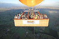 20160210 Febraury 10 Hot Air Balloon Gold Coast