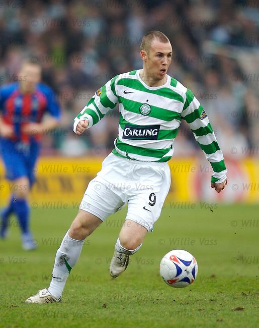 Kenny Miller, Celtic.stock season 2006-2007.pic willie vass