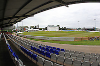 General view of the ground ahead of Derbyshire CCC vs Essex CCC, Specsavers County Championship Division 2 Cricket at the 3aaa County Cricket Ground on 14th August 2016