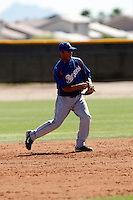 Leury Garcia  - Texas Rangers - 2009 spring training.Photo by:  Bill Mitchell/Four Seam Images