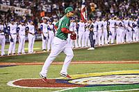 Sebastian Elizalde de Mexico.<br /> Aspectos del partido Mexico vs Italia, durante Cl&aacute;sico Mundial de Beisbol en el Estadio de Charros de Jalisco.<br /> Guadalajara Jalisco a 9 Marzo 2017 <br /> Luis Gutierrez/NortePhoto.com