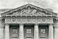 EPA Building Washington DC Architecture