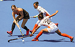 Sam Charlton. New Zealand v India, Test games,  National  Hockey Stadium, Rosedale, Auckland,  New Zealand Monday 27 January 2020. Photo: Simon Watts/www.bwmedia.co.nz/HockeyNZ