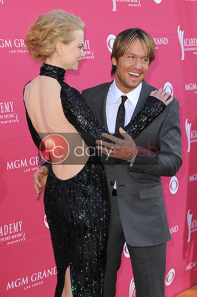 Nicole Kidman and Keith Urban<br />