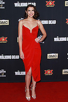 "Los Angeles Premiere Of AMC's ""The Walking Dead"" Season 5"