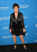 Kris Jenner at the premiere party for &quot;American Woman&quot; at the Chateau Marmont, Los Angeles, USA 31 May 2018<br /> Picture: Paul Smith/Featureflash/SilverHub 0208 004 5359 sales@silverhubmedia.com