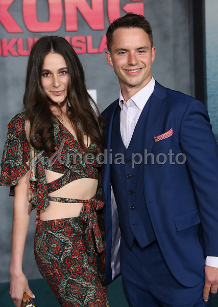 """08 March 2017 - Hollywood, California - Will Brittain. """"Kong: Skull Island"""" Los Angeles Premiere held at Dolby Theatre. Photo Credit: AdMedia"""
