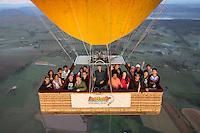 20140423 April 23 Hot Air Balloon Gold Coast