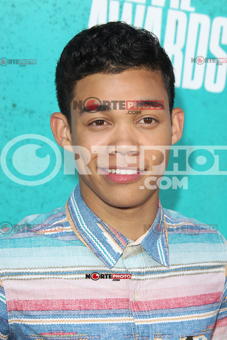 Roshon Fegan at the 2012 MTV Movie Awards held at Gibson Amphitheatre on June 3, 2012 in Universal City, California. © mpi29/MediaPunch Inc.