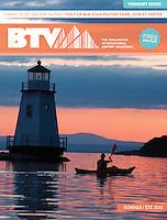 BTV, Burlington Airport Magazine, Summer 2015