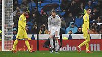 2018.01.13 La Liga Real Madrid VS Villarreal CF