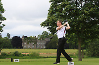 Martyn Thompson (Parkstone GC) on the 7th tee during Round 1 of the Titleist &amp; Footjoy PGA Professional Championship at Luttrellstown Castle Golf &amp; Country Club on Tuesday 13th June 2017.<br /> Photo: Golffile / Thos Caffrey.<br /> <br /> All photo usage must carry mandatory copyright credit     (&copy; Golffile | Thos Caffrey)