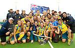 D6 Final - Australia v Spain