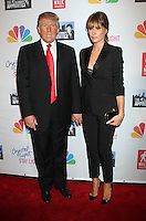 May 21, 2012 Donald Trump and Melania Trump attends the Celebrity Apprentice Finale at the American Museum of Natural History in New York City. © RW/MediaPunch Inc.