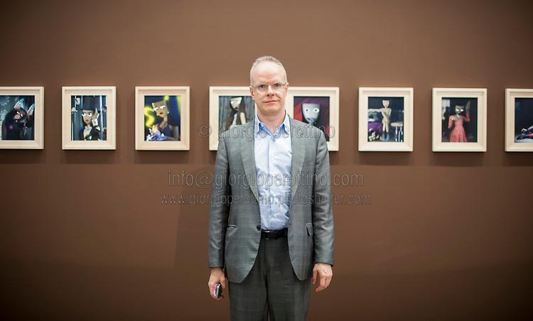 | Hans Ulrich Obrist - art curator |<br /> client: Fondazione Sandretto Re Rebaudengo, Turin