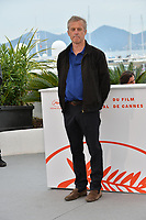 "CANNES, FRANCE. May 18, 2019: Bruno Dumont at the photocall for the ""Jeanne"" at the 72nd Festival de Cannes.<br /> Picture: Paul Smith / Featureflash"