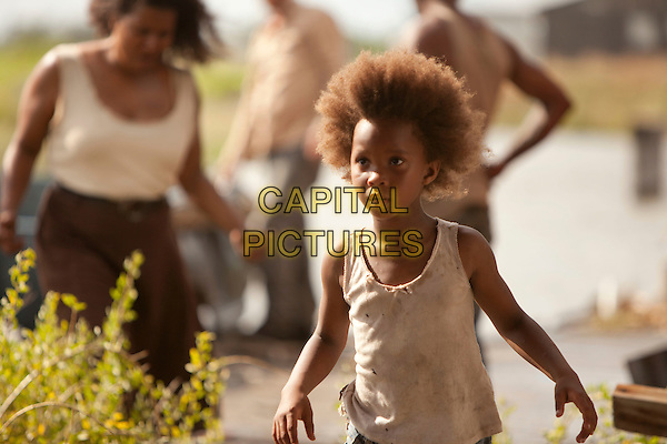 Quvenzhane Wallis .in Beasts of the Southern Wild (2012) .*Filmstill - Editorial Use Only*.CAP/NFS.Supplied by Capital Pictures.