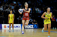 Tactix&rsquo; Jane Watson in action during the ANZ Premiership - Pulse v Tactix at TSB Arena, Wellington, New Zealand on Monday 14 May 2018.<br /> Photo by Masanori Udagawa. <br /> www.photowellington.photoshelter.com