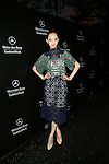Actress Jiang Mengjie After the MBFW Spring 2015 NY Vivienne Tam at Lincoln Center