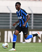Lugano 14-07-2019 <br /> Football 2019/2020 pre season Friendly match <br /> Lugano - Inter <br /> Photo Matteo Gribaudi / Image Sport / Insidefoto Lucien Agoume'