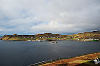 Ferry port of Uig, Isle of Skye, Scotland