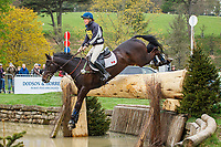 CAN-Kathryn Robinson. 2013 GBR-Chatsworth International Horse Trials. Sunday 12 May. Copyright Photo: Libby Law Photography