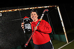 Drink Awareness Wales.Carmarthen Hockey Club.Kate Williams.04.12.12..©Steve Pope