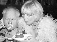 Mickey Rooney wife Jan Rooney 1978<br /> Photo By Adam Scull/PHOTOlink.net