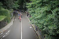 peloton<br /> <br /> 50th GP Jef Scherens 2016