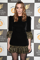 Jodie Comer<br /> arriving for the RTS Awards 2019 at the Grosvenor House Hotel, London<br /> <br /> ©Ash Knotek  D3489  19/03/2019