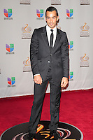 Aaron Diaz at Univision's Premio Lo Nuestro a La Musica Latina at American Airlines Arena on February 16, 2012 in Miami, Florida. © mpi10/MediaPunch Inc